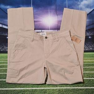Field & Stream Beige Chino Khaki Pants Utility NWT